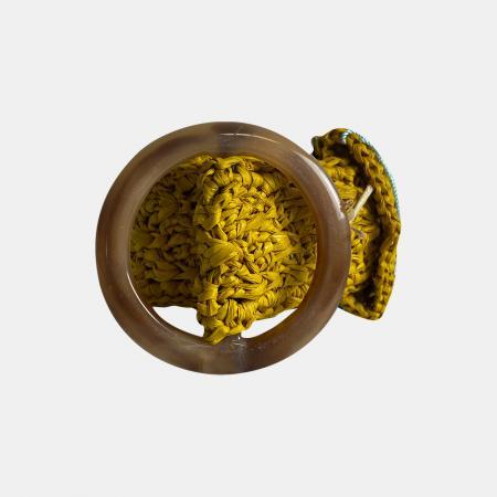 CEINTURE MEHONIA Banane 1